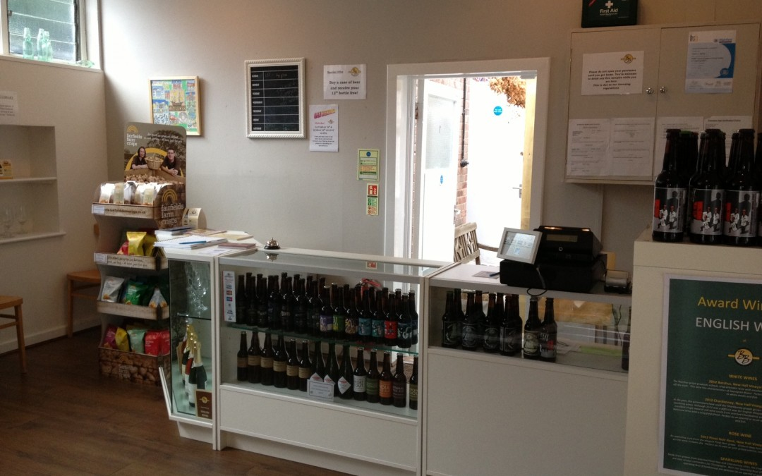 The ESSEX BEER SHOP is now open!