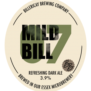 Billericay Brewing MIld-Bill