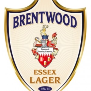 Brentwood Brewing Company Essex Lager