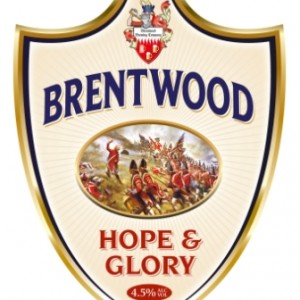 Brentwood Brewing Company Hope and Glory