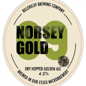 Billericay Brewing_Norsey Gold